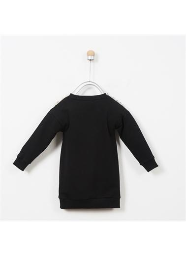 Panço Elbise 19226058100 Siyah